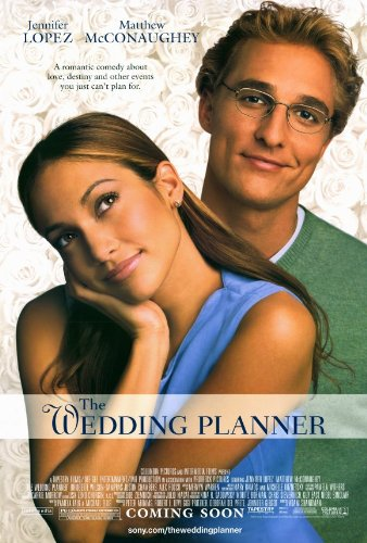 The Wedding Planner 27 x 40 Movie Poster - Style A