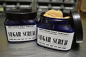 Lavender + Patchouli Sugar Scrub