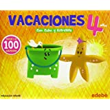 Vacaciones Con Cubo y Estrellita, Educación Infantil, 4 años