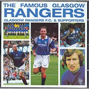 Glasgow Rangers FC: The Famous Rangers: Various Artists, Glasgow ...