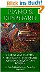 Christmas Carols Sheet Music For Pian...