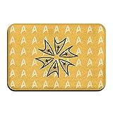 Non-slip Star Trek Badge Doormats