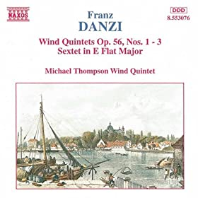 Wind Quintet in F major, Op. 56, No. 3: IV. Allegretto