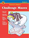 Challenge Mazes grade 2 (0769629350) by School Specialty Publishing