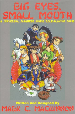 Big Eyes, Small Mouth: A Universal Japanese Anime Role-Playing Game