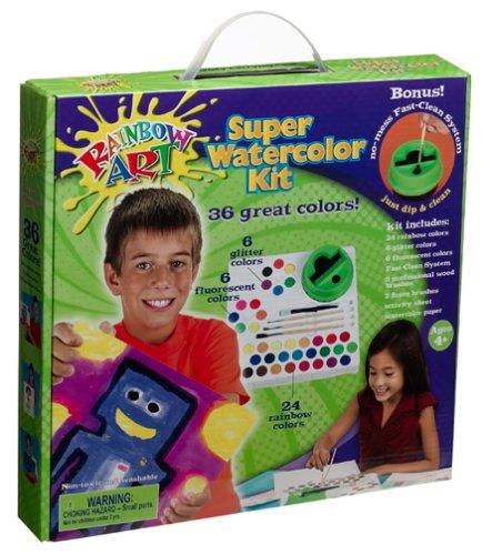 Super Water Color Kit