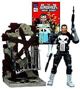 Marvel Legends Series 4 Action Figure Punisher