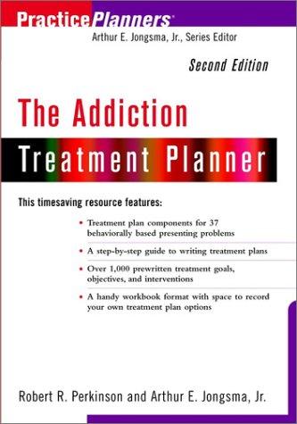 Free addiction treatment homework planner
