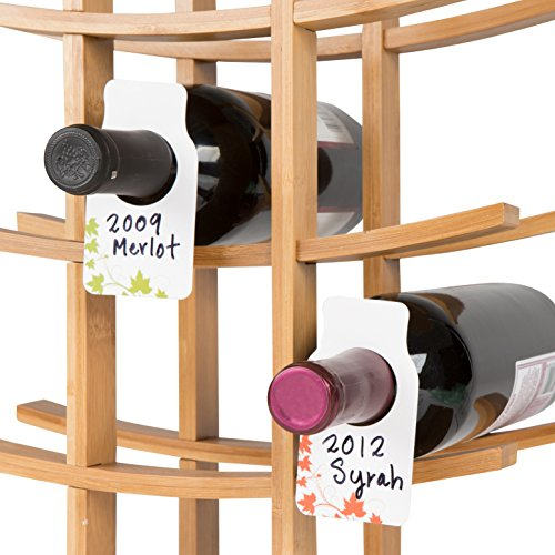 Trademark Innovations Wine Cellar Bottle Tags By Trademark Innovations
