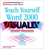 img - for Teach Yourself Word 2000 VISUALLY TM Student Workbook book / textbook / text book