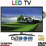 #5: Reflexion LDD2265, LED Fernseher 22 Zoll 55 cm, DVB-S /S2, DVB-T, DVB-C, DVD, USB, 230V +12Volt, Energieeffizienzklasse B