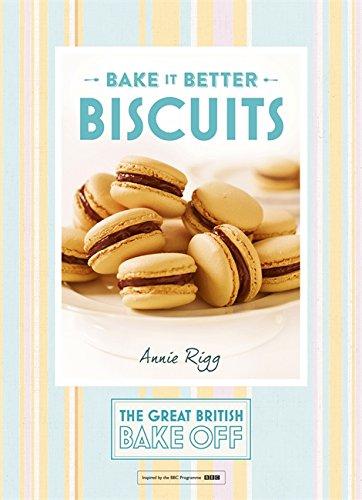 Great British Bake Off - Bake it Better (No.2): Biscuits