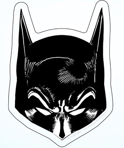 Batman DC Comics Mask Sticker - 1