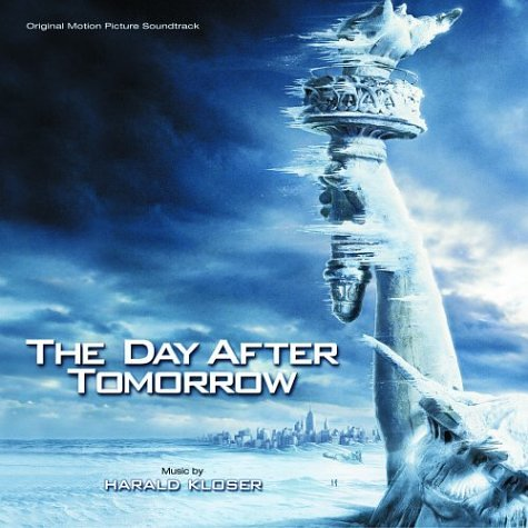 Original album cover of Day After Tomorrow by Harald Kloser