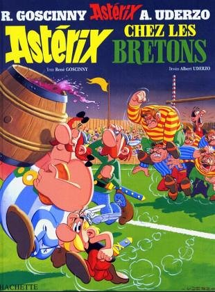 Asterix Chez Les Britons (French Edition)