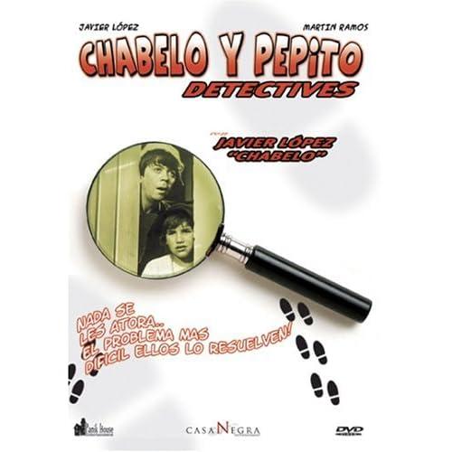Chabelo y Pepito detectives movie
