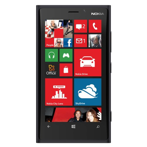 Nokia Lumia 920 32GB Factory Unlocked GSM Photo