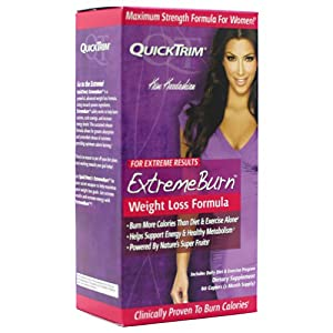 Quick Trim Extreme Burn-6 Pack
