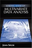 img - for Making Sense of Multivariate Data Analysis: An Intuitive Approach book / textbook / text book