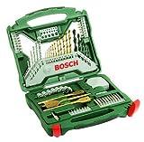 Bosch 70 teiliges X-line Set Titanium