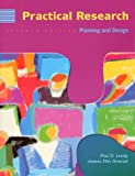 Practical Research: Planning and Design, 7th Edition (0139603603) by Paul D. Leedy