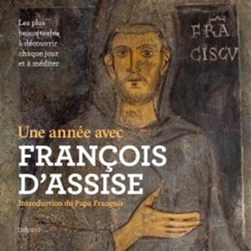 Une année avec François d'Assise