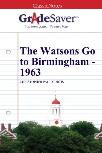 the watsons go to birmingham study guide