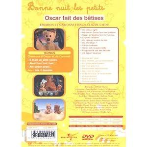 Bonne nuit les petits - Vol.12  : Oscar fait des bêtises