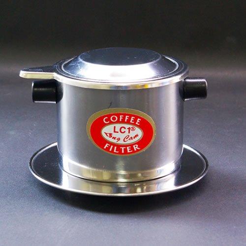 ベトナムコーヒー専用コーヒーフィルター ステンレス製