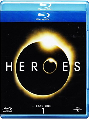 heroes-stagione-01-blu-ray-import-anglais