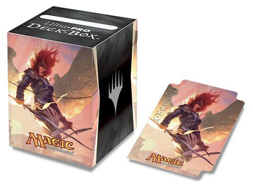 Commander Aurelia Pro 100+ Deck Box - MTG