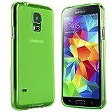 Samsung Galaxy S5 Mini Hülle in Grün - - Preisverlauf