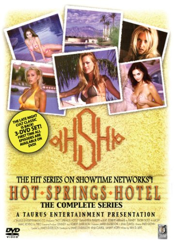 Hot Springs Hotel: Complete Series [DVD] [1995] [Region 1] [US Import] [NTSC] image