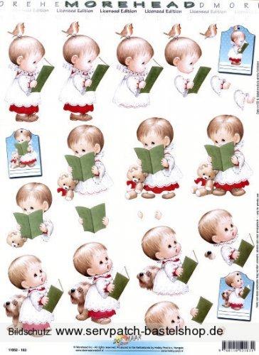 Moreheads Weihnachtslieder(...183) - 3D Bögen