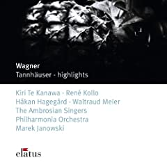 Wagner : Tannh�user [Highlights]
