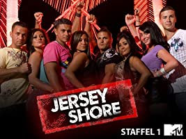 Jersey Shore - Staffel 1
