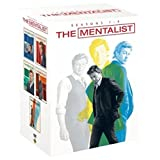 The Mentalist: The Complete Series Collection - Seasons 1,2,3,4 & 5