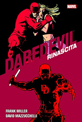 Rinascita. Daredevil collection: 7