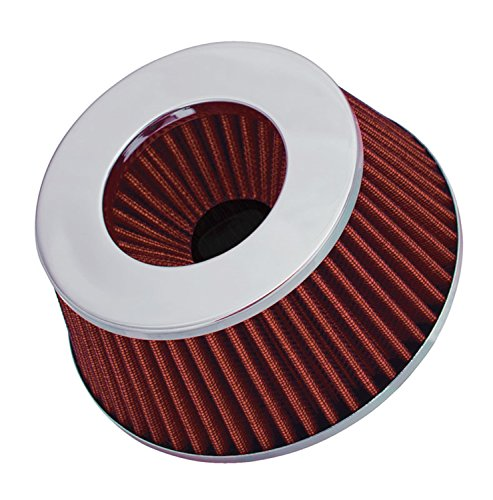 Spectre Performance 8162 Red Small Cone Air Filter (Small Cone Air Filter compare prices)