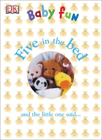 Five In A Bed (Dk Baby Fun) front-464700