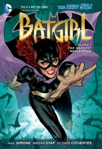 Batgirl Vol 1 The Darkest Reflection The 52 at Gotham City Store