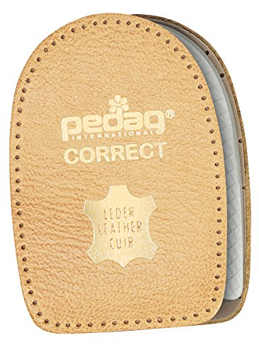 Pedag 129 Correct Step Straigtener, Tan Leather, Large (11L-10M)