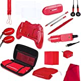dreamGEAR Nintendo 3DS 20in1 Essentials (red) - Standard Edition