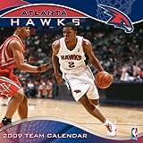 NBA Atlanta Hawks 2009 Calendar