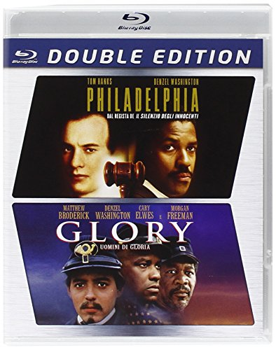 Philadelphia + Glory-Uomini Di Gloria [Blu-ray] [IT Import]