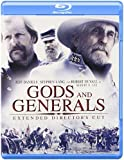 Gods and Generals: Extended Director's Cut (Blu-ray Book) by Warner Home Video