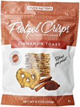 Snack Factory Pretzl Crsp Cinn Toast 6 Ounce Pack of 12