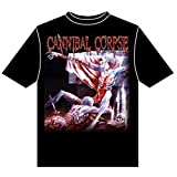 Cannibal Corpse 'Live Cannibalism' double sided t shirt [Large=42