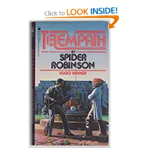 Telempath by Spider Robinson