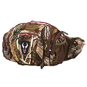 Badlands Ladies Kali Fanny Pack, Realtree AP Xtra by Badlands Motorcycle Products